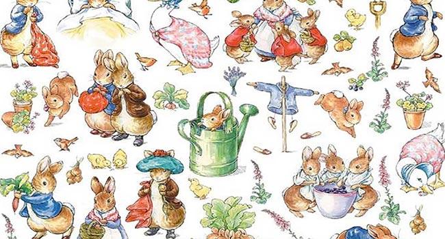 Beatrix potter e gli animali