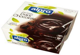 Budino al cioccolato fondente Alpro
