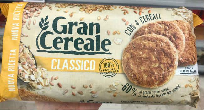 Gran Cereale classico vegan