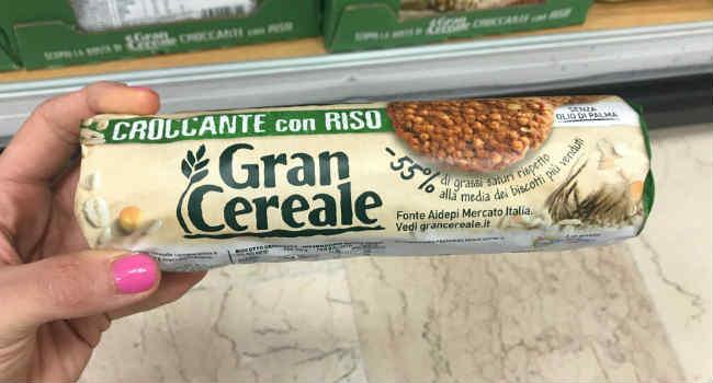 Gran Cereale croccante vegan