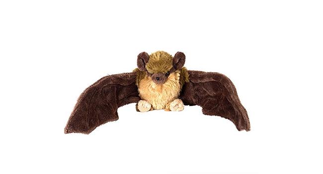 Pipistrello peluche