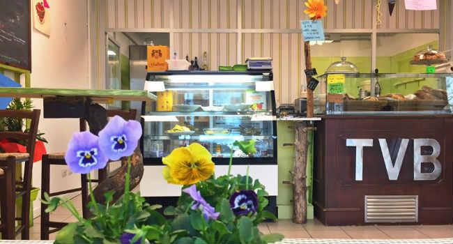 TVB Gelateria Gastronomia Naturale Milano