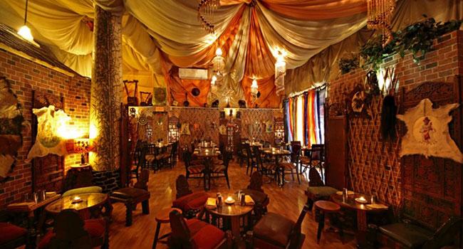 Warsà ristorante Milano