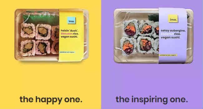 Ima sushi vegani