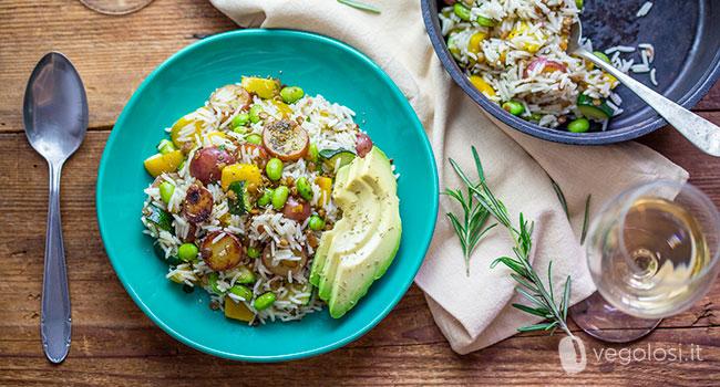 Piatti unici vegan ricette e come si preparano for Cucinare edamame