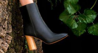 Moda vegana: Sydney Brown lancia le scarpe a base di finocchio biodegradabili