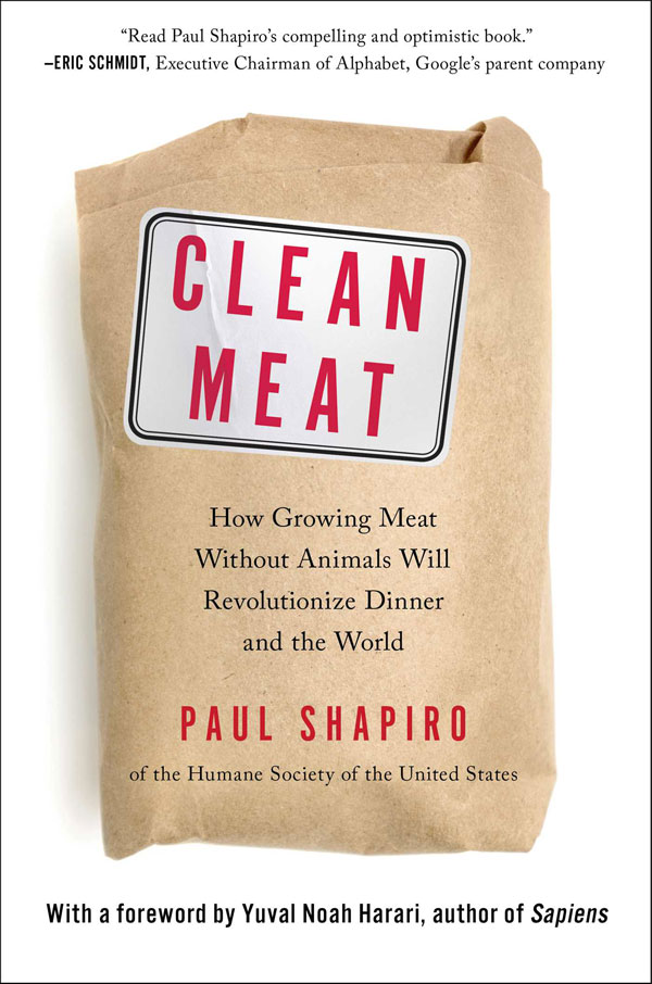 Clean meat libro