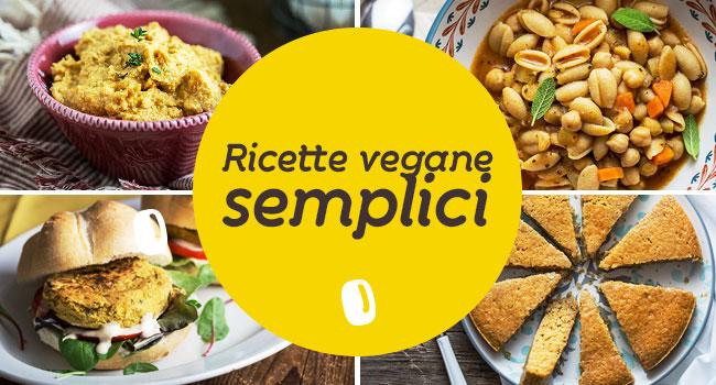 Ricette vegane semplici: sezione speciale