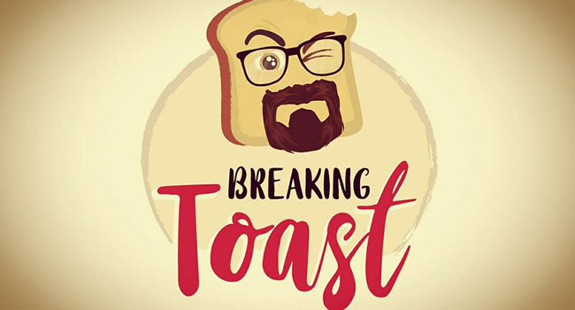 Breaking Toast Bologna