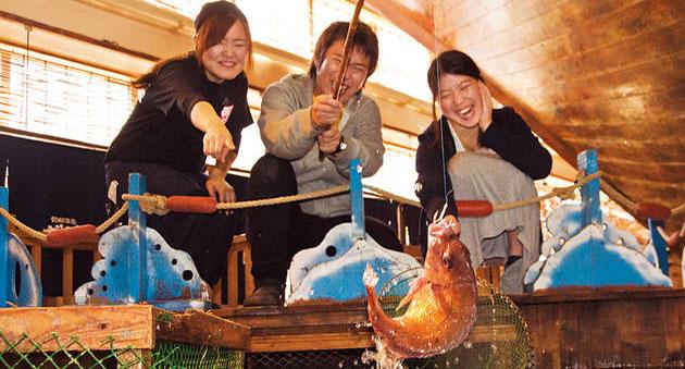Ristorante Tokyo pesca