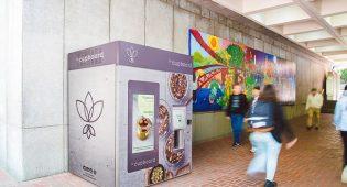 Cibo vegan nei distributori automatici: a San Francisco ci pensa leCupboard