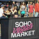 Vegan market soho