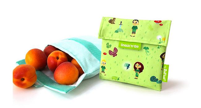 Sacchetto porta frutta lavabile