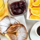 colazione vegana hotel