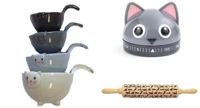 set da cucina gatti