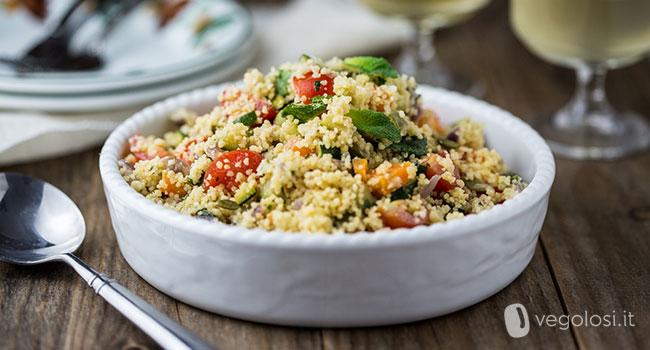 Cous cous ricette veloci 20 piatti 100 vegani facili e for Cucinare cous cous