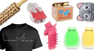 Shopping: 15 regali imperdibili per chi ama i gatti