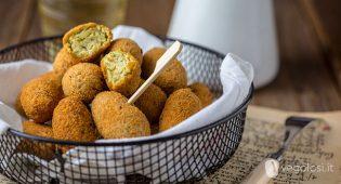Crocchette vegane di tofu e olive
