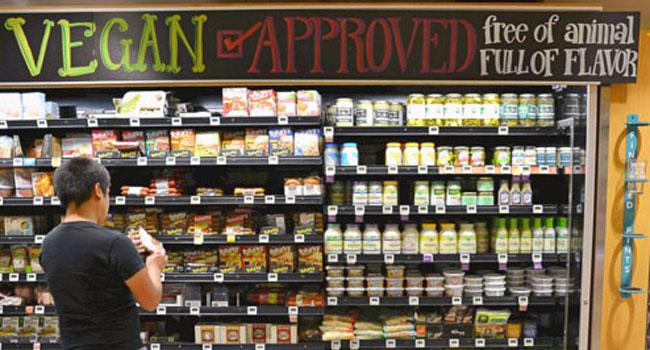 prodotti vegani sul mercato Germania