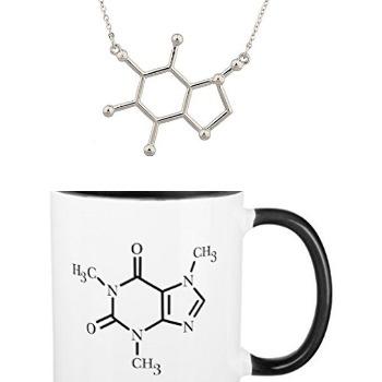gadget molecola caffeina
