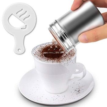 stencil da cappuccino