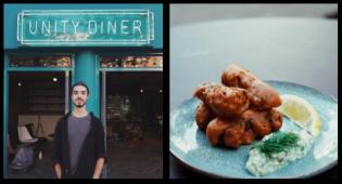 Unity Diner: a Londra il ristorante vegano senza scopo di lucro di Ed