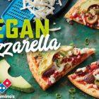 Domino's pizza vegana