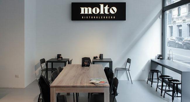 Molto Ristoro Leggero Milano