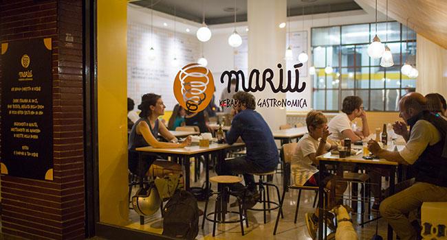 Mariù kebab gastronomico Milano
