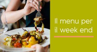 Menu vegano da provare nel week end: 4 ricette scelte dalla redazione