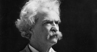 Mark Twain animalista