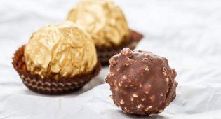 Ferrero Rocher vegan