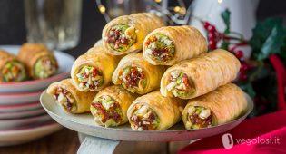 Idee Menu Cena Di Natale.Menu Vegano Di Natale Ricette Vegane E Consigli Per Il