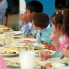 Milano bambini vegani asilo