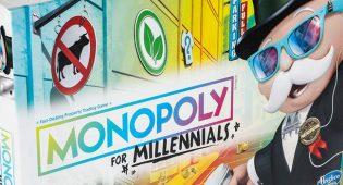 """Arriva il """"Monopoly for Millennials"""": tra le novità, i bistrot vegano e vegetariano"""