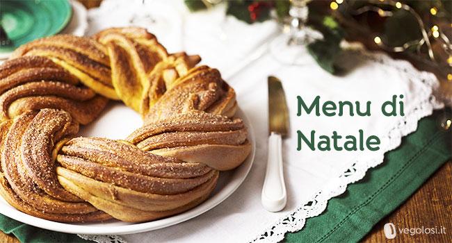 Antipasti Di Natale Vegani.Menu Vegano Di Natale Ricette Vegane E Consigli Per Il Pranzo