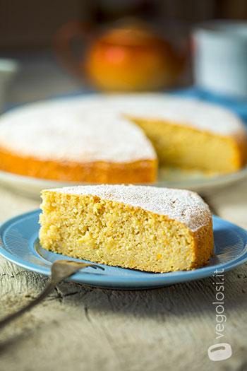 Pan d'arancio vegano