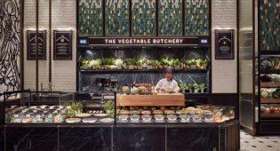 Harrod's macellaio di verdure