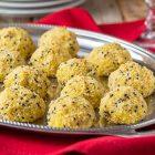 Polpette vegane di patate e hummus al curry