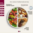 nuove linee guida alimentari Canada