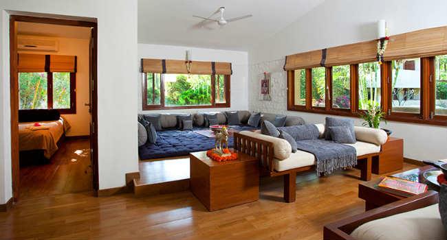 Shreyas Retreat hotel vegano India