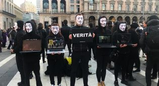 """Anonymous for the Voiceless: """"Gli """"onnivori"""" non sono nemici, bensì alleati"""""""