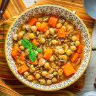 Zuppa di legumi alla marocchina