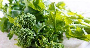 Cime di rapa: come pulirle, ricette vegane e proprietà