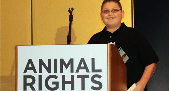 Thomas Ponce diritti animali