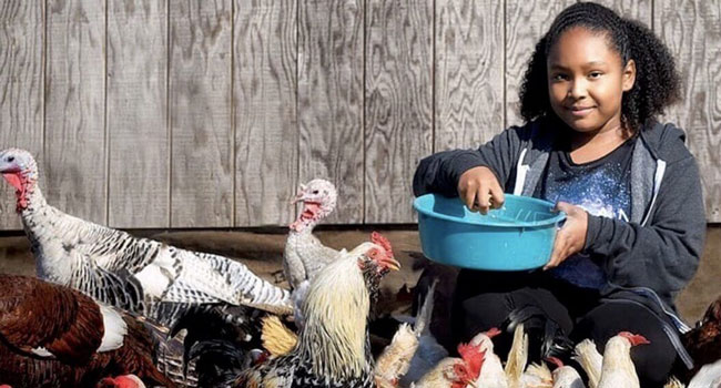 Genesis Butler vegana