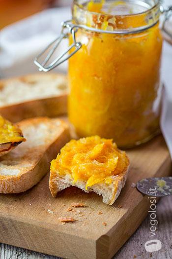 Marmellata di arance senza zucchero