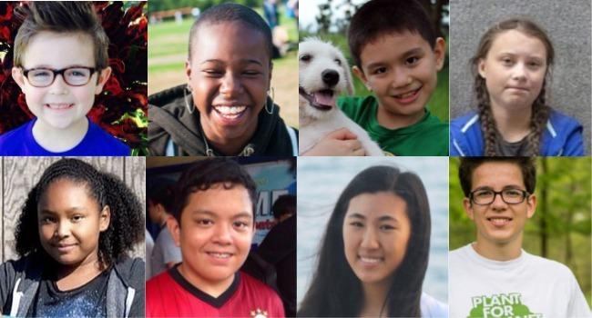 giovani attivisti animali e ambiente