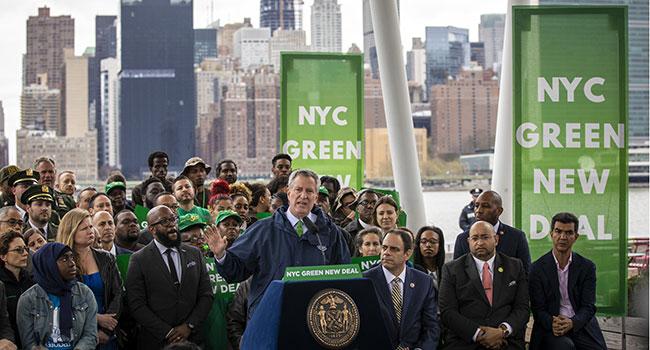 New york meno carne