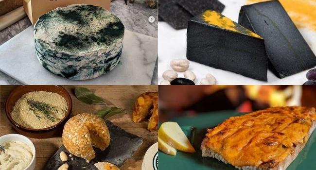 formaggi vegani La Fauxmgerie